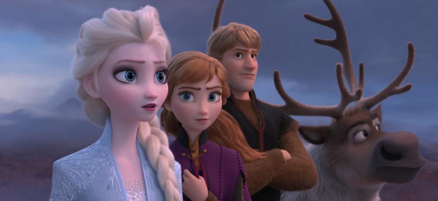 La Reine des neiges 2 Animation