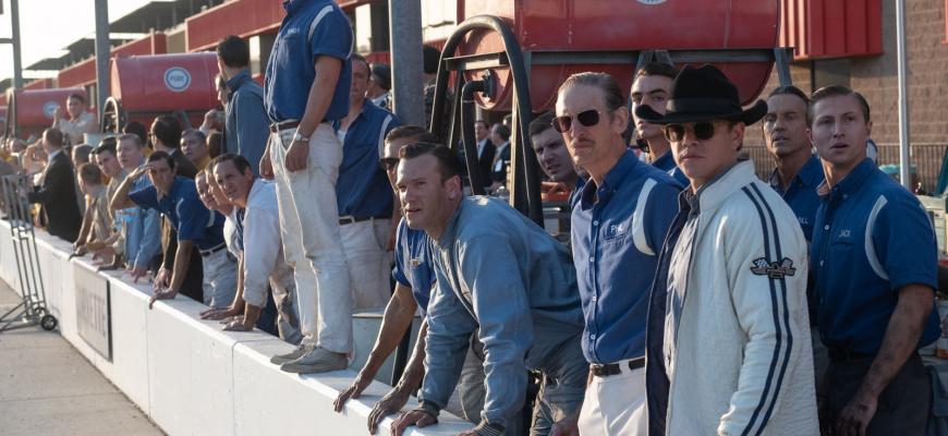 Le Mans 66 Biopic