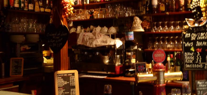 La Grappe Bar à vin