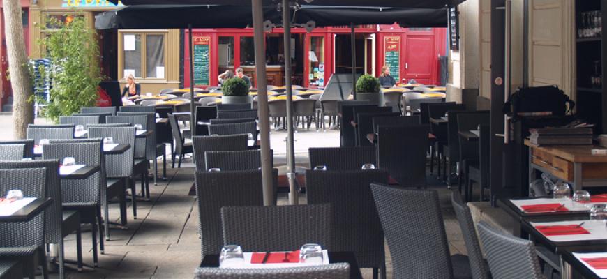 Le Pavillon Café brasserie