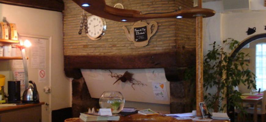 L'Enchanté Salon de thé