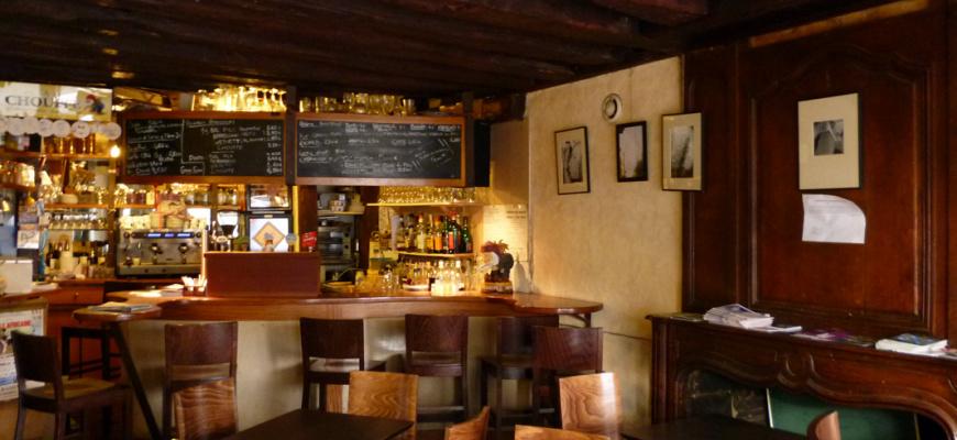 L'Amaryllis Bar à vin