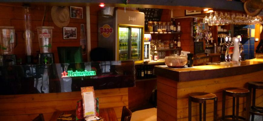 Le Papagayo Bar à cocktail