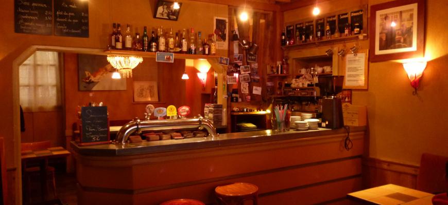 Les Petits Papiers Bar à vin