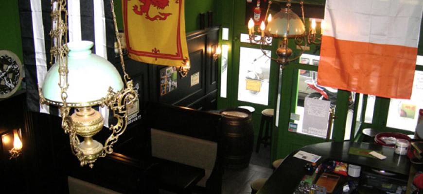 Le Shamrock Pub