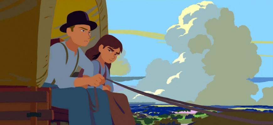 Calamity, une enfance de Martha Jane Cannary Animation