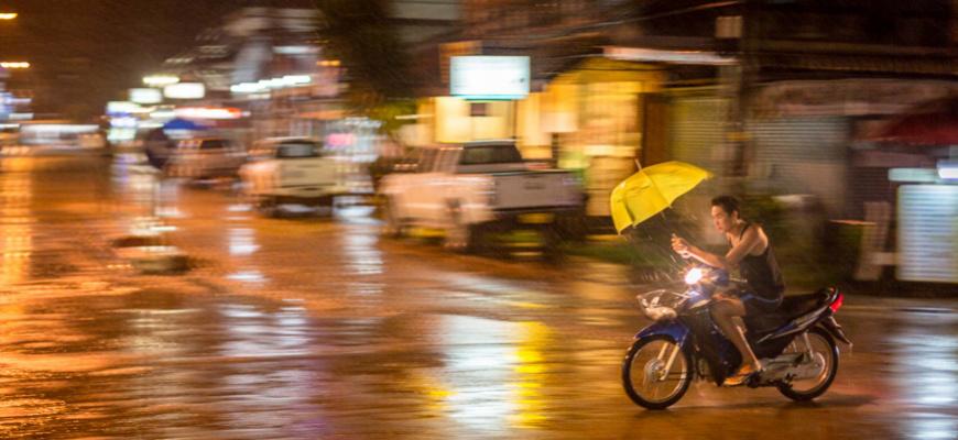 Monsoon - l'eau sacrée Photographie