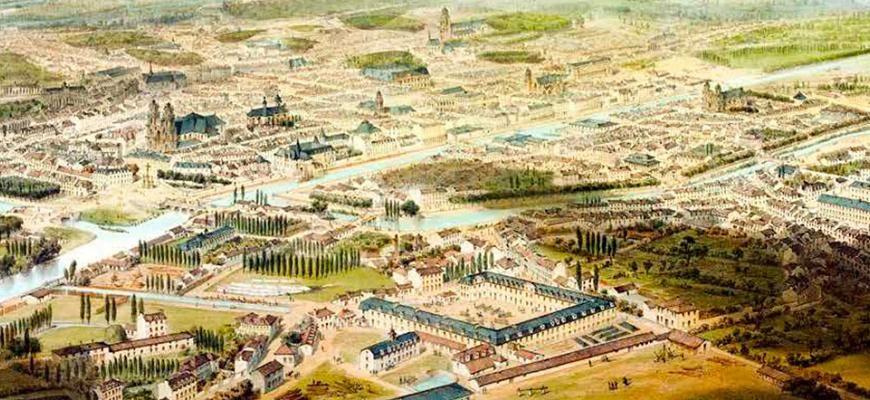 Rennes, les vies d'une ville Histoire