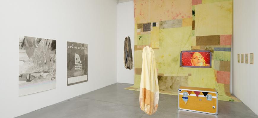Mauve Zone Art contemporain