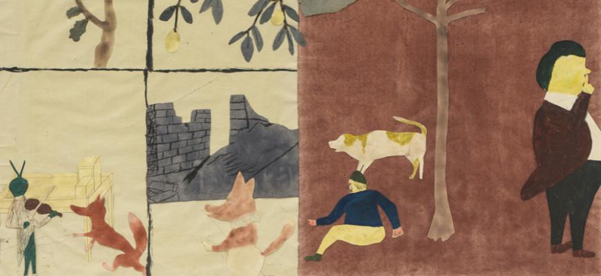 Jockum Nordstöm Art contemporain