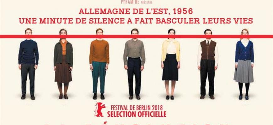 La révolution silencieuse de Lars Kraume Cinéma