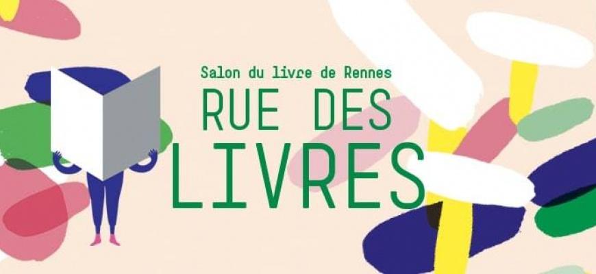 Festival Rue des Livres 2019 Festival