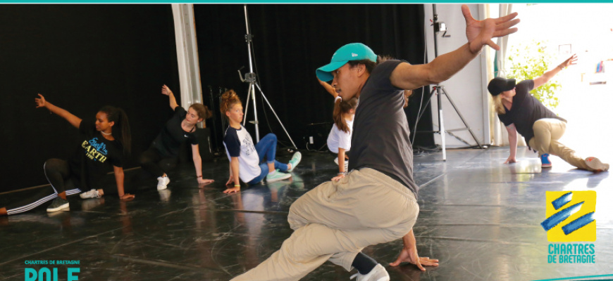 Initiation au hip hop Atelier/Stage