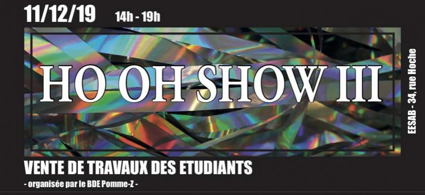 HO OH Show III Marché/Vente