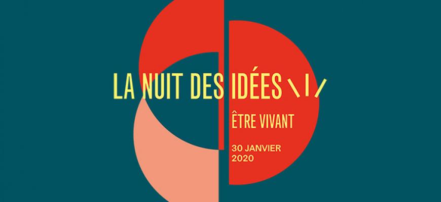 La Nuit des idées 2020 Conférence/Débat