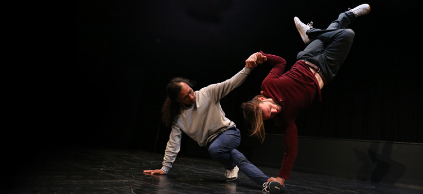 Influences - Bruce Chiefare (Festival Agitato) Danse