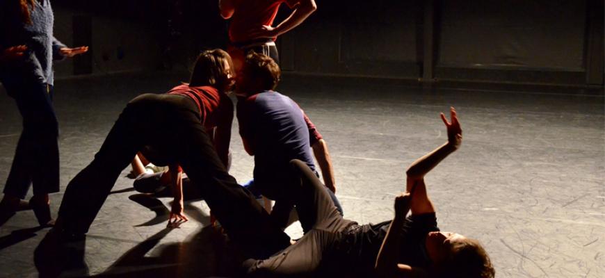 The perfect moment - le pôle (Festival Agitato) Danse