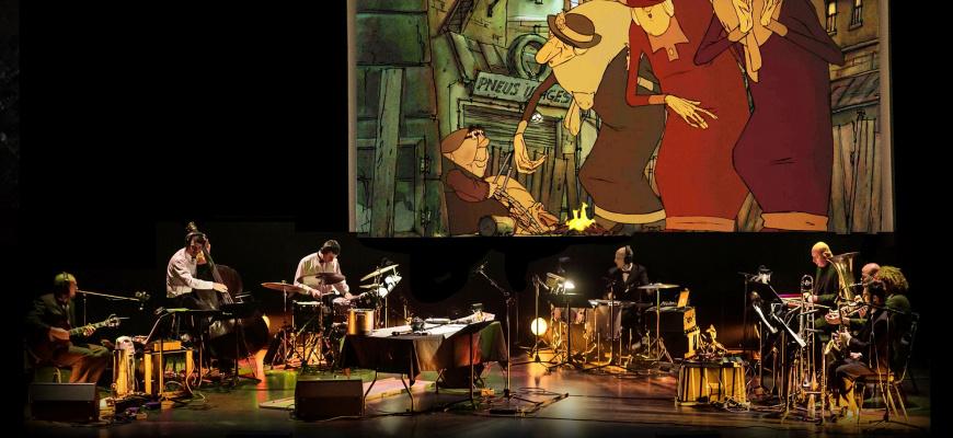 Les Triplettes de Belleville Ciné-concert