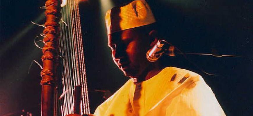 Ablaye Cissoko Musique du monde