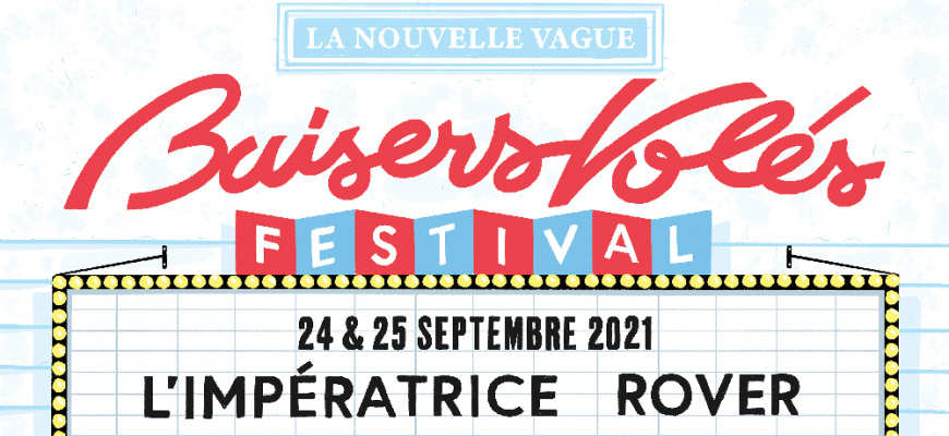 Festival Baisers Volés #4 Festival