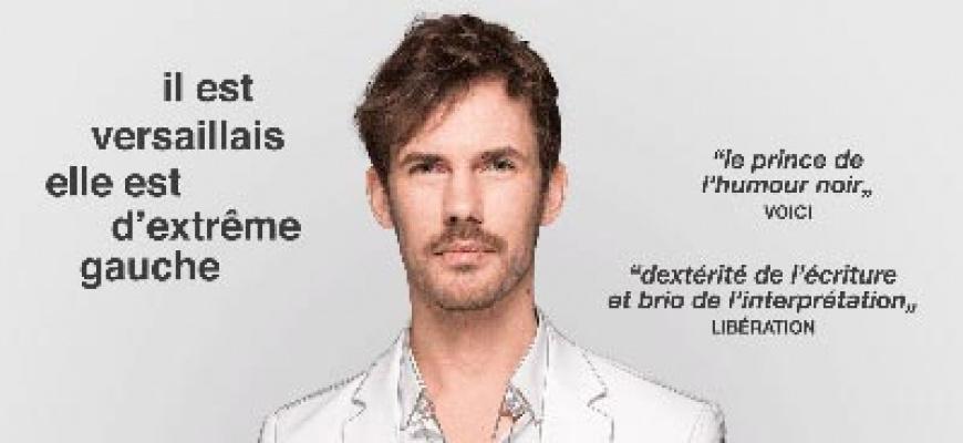 Arnaud Demanche - Blanc et hétéro Humour