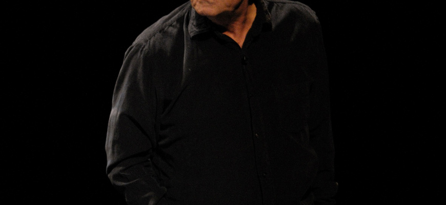 Richard Bohringer - Traîne pas trop sous la pluie Théâtre