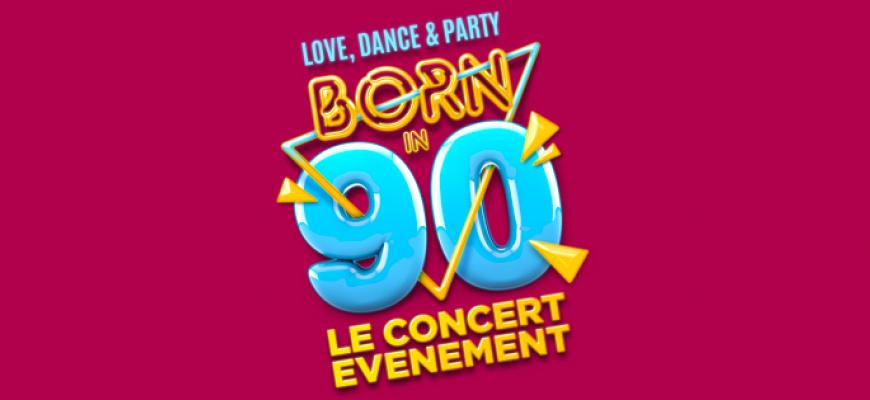 Born in 90 (Report : date initiale 13/11/2020) Clubbing/Soirée