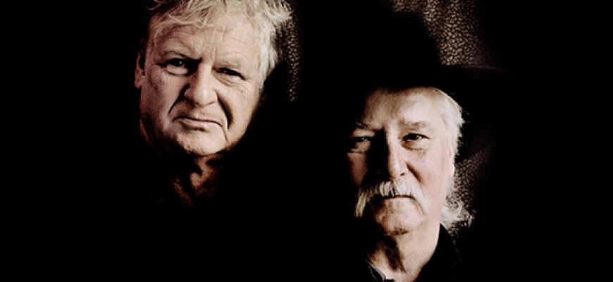 Rodolphe Burger & Erik Marchand Musiques actuelles