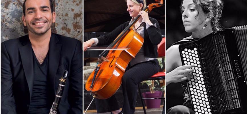 Les Concerts de Midi : Mélodies d'Europe de l'Est Classique/Lyrique