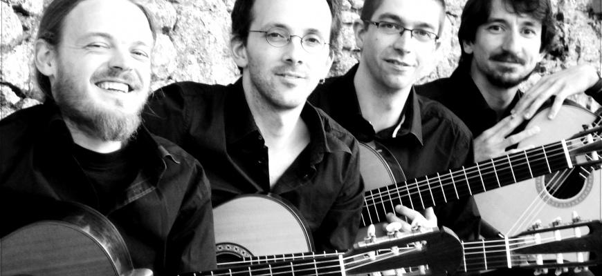 Quatuor de guitares Amanecer