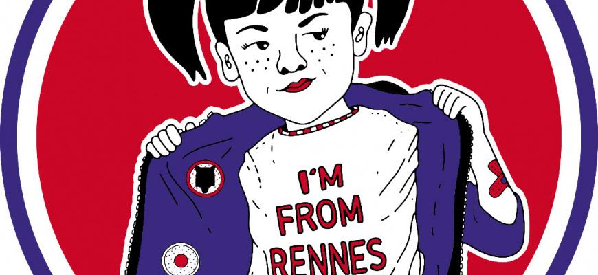 I'm from Rennes / Un weekend en enfer (Jour 2) Festival