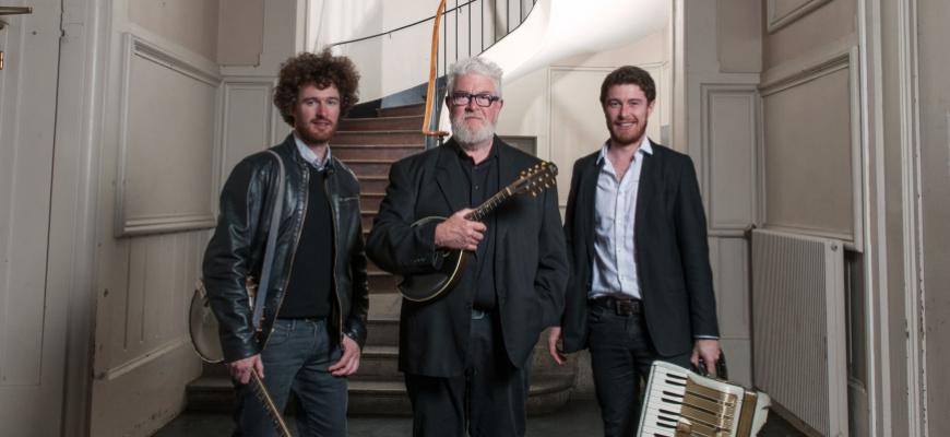 Mac Donnell Trio Musique du monde