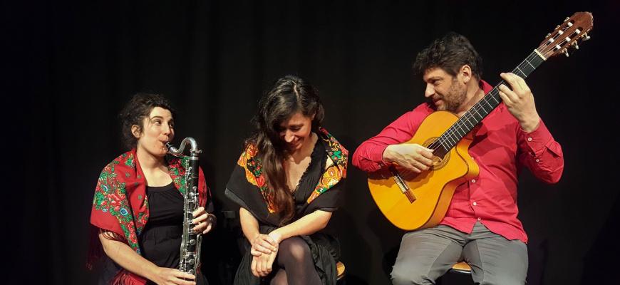 Messejana Musique du monde