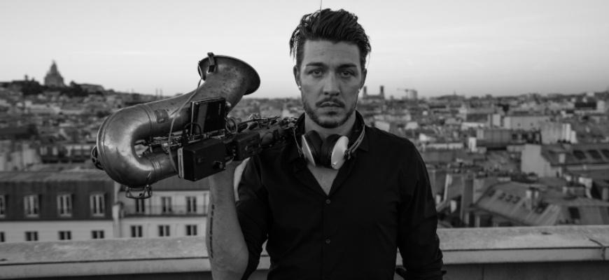 Guillaume Perret + Festen Jazz/Blues