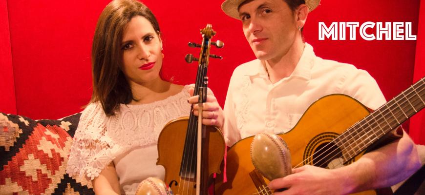 Festival Transat en ville : Teresa & Mitchel Musique du monde