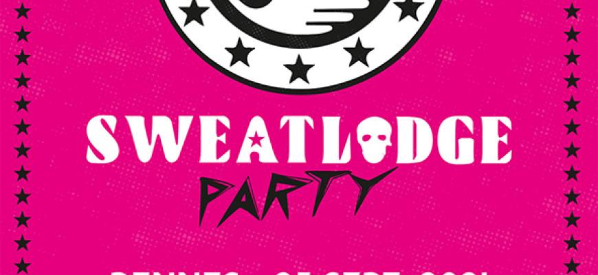 SWEATLODGE PARTY ☆ BACK TO BASICS☆ Electro