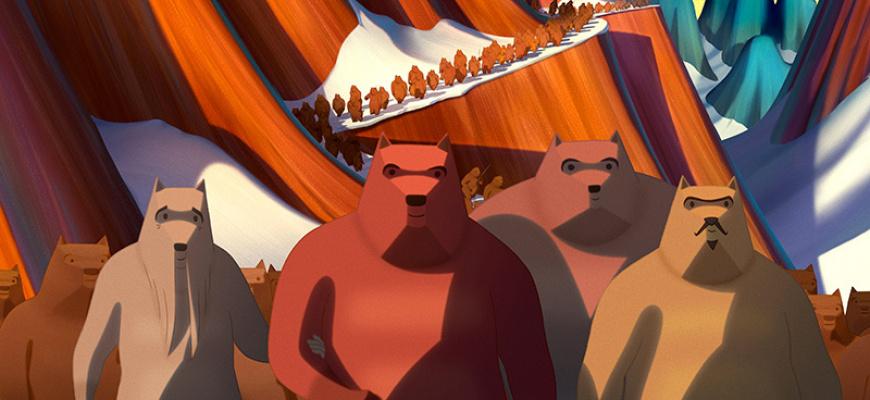 La Fameuse invasion des ours en Sicile Animation