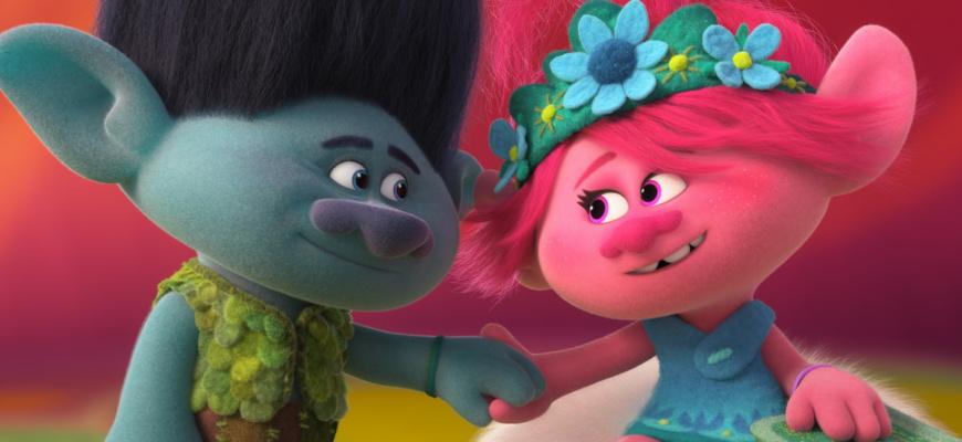 Les Trolls 2 - Tournée mondiale Animation