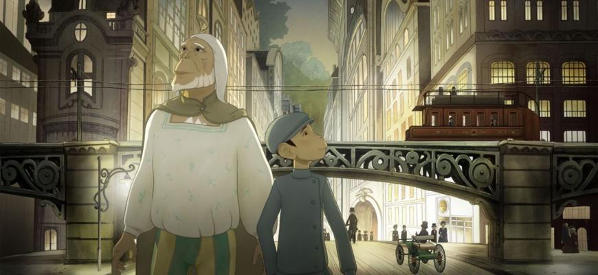 Le Voyage du Prince Animation