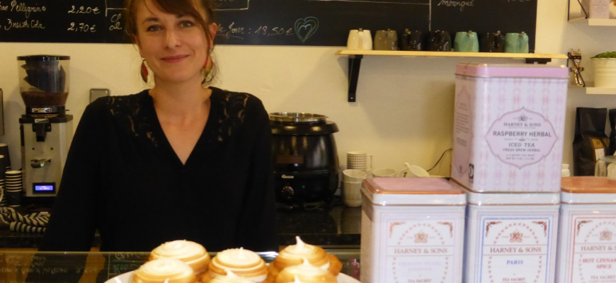 Café Albertine Coffee shop