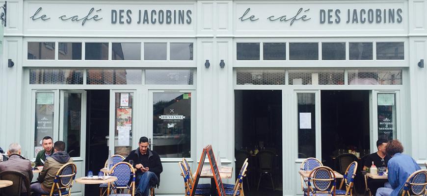 Le café des jacobins Français