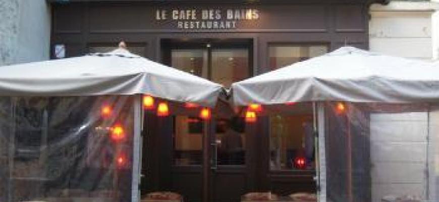 Le café des bains Français