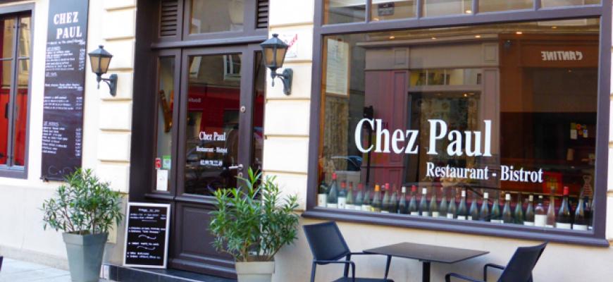 Chez Paul Bistronomique