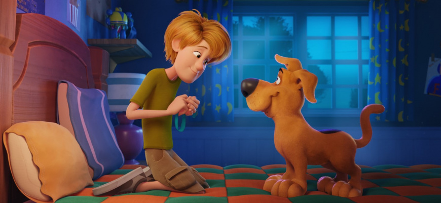 Scooby ! Animation