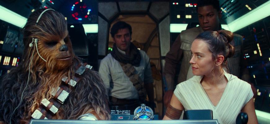 Star Wars : L'Ascension de Skywalker Science-fiction
