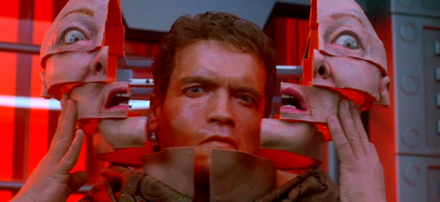 Total Recall Science-fiction