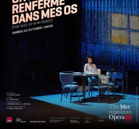 Comme un feu dévorant renfermé dans mes os (Fire shut up in my bones | Metropolitan Opera)