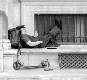 Image Lecteurs du monde Photographie
