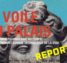 Image Le voile du palais / Exposition reportée Art contemporain