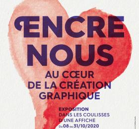 Image Encre Nous, dans les coulisses d'une affiche Art graphique